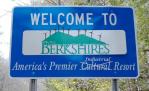 Wind Turbines Occupying Berkshire Ridges