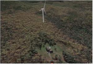 Watch a virtual tour of the Otis turbine based on FAA data.