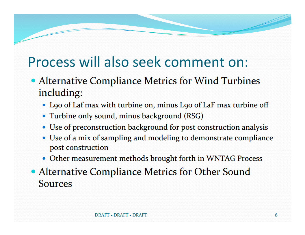 New Regs Or Policies Weigh In On Noise Wind Wise Massachusetts
